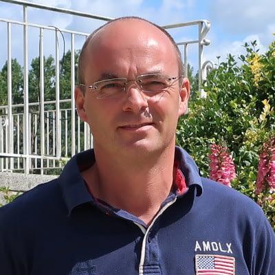 Anthony Gohel, conseiller municipal de plumaudan 2020