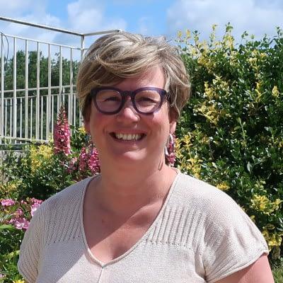 Virginie Bertrand, adjointe de Plumaudan 2020