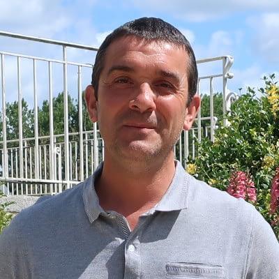 Alain Briand, conseiller municipal de plumaudan 2020