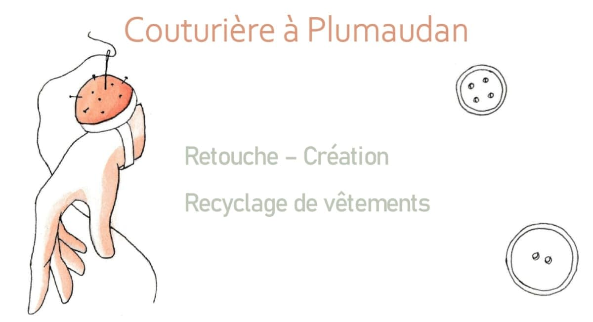 You are currently viewing La Repriserie – Couturière à Plumaudan