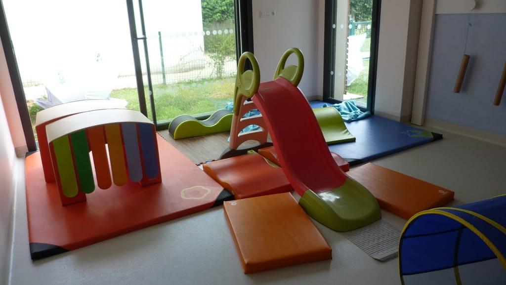 tobbogan tapis pour enfants