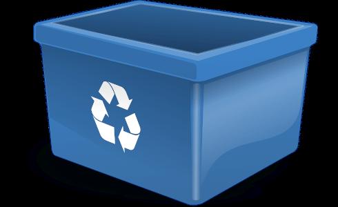 logo gestion des déchets